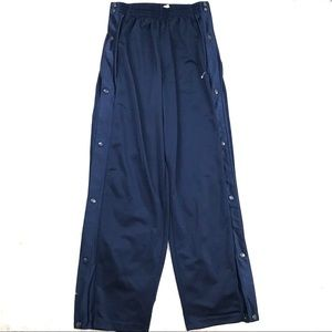 Nike Large Snap Side Pants Pockets Activewear